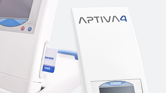 Aptiva 4, Fremslife, tecnology for health, dispositivi per la salute e il benessere, Genova